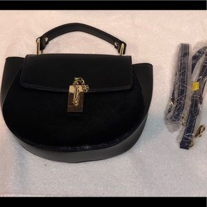 Crossbody or small cocktail bag with lots of room